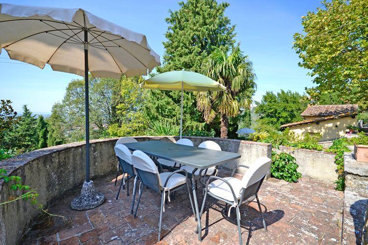 Villa Italië, Toscana, Cortona Villa IT-52044-214