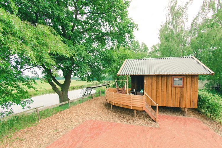 Vakantiehuizen Nederland | Overijssel | Vakantiehuis te huur in Zuna met zwembad  met wifi 4 personen