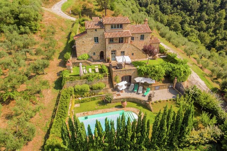 Villa met zwembad met wifi  ToscanaVilla Terra