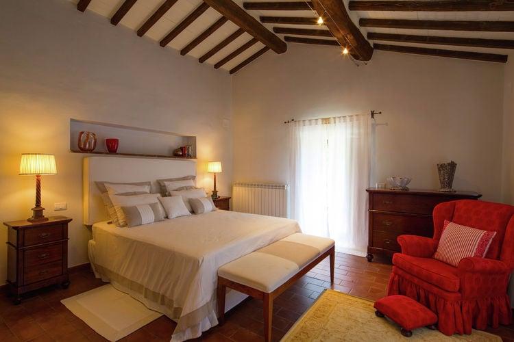 Villa Italië, Toscana, Cortona Villa IT-52044-222