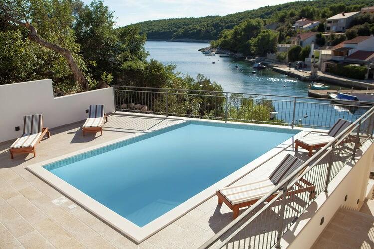 Kroatie | Eld | Villa te huur in Vela-Luka met zwembad  met wifi 17 personen