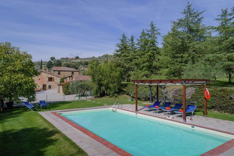 Vakantiewoning Italië, Toscana, Cortona Villa IT-52044-223