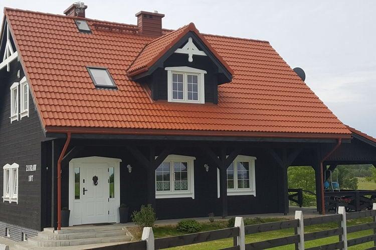 met je hond naar dit vakantiehuis in Pisz