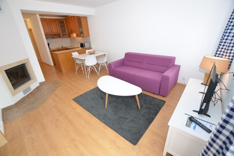 Vakantiewoning Tsjechië, Zuid-Bohemen , Nová Pec Appartement CZ-34462-01