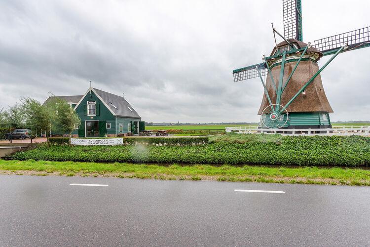vakantiehuis Nederland, Noord-Holland, Middenbeemster vakantiehuis NL-0010-15