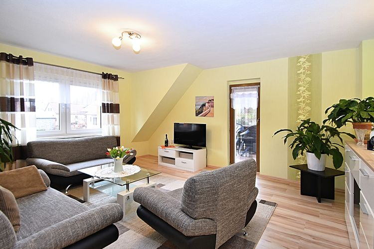 Appartement Duitsland, Thuringen, Floh-Seligenthal Appartement DE-98593-05