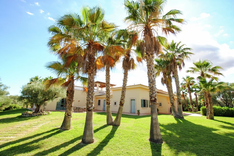 Vakantiehuizen Spanje | Mallorca | Villa te huur in Santanyi met zwembad  met wifi 6 personen