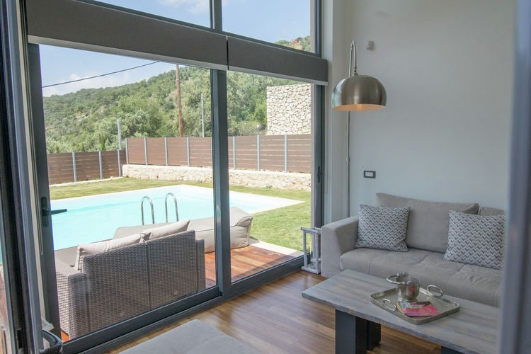 Villa Griekenland, Lefkas, Sivota Villa GR-31082-12