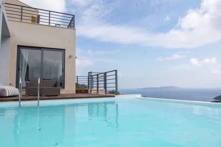 Villa met zwembad met wifi  Sivota  Villa Alexis