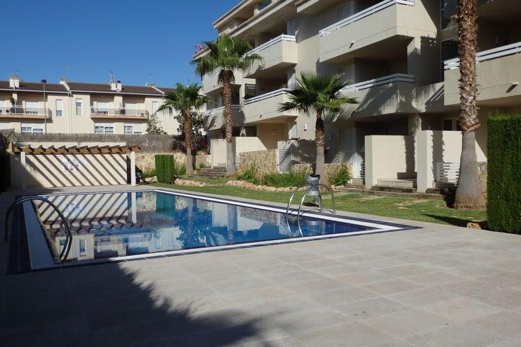 Vakantiewoning Spanje, Costa Blanca, Pego Appartement ES-00023-30