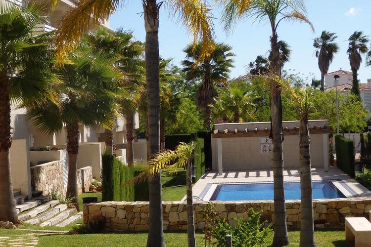 Appartementen Spanje | Costa-Blanca | Appartement te huur in Pego met zwembad  met wifi 4 personen
