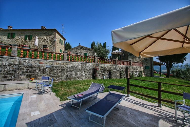 Boerderij Italië, Toscana, Caprese Michelangelo Boerderij IT-00008-04