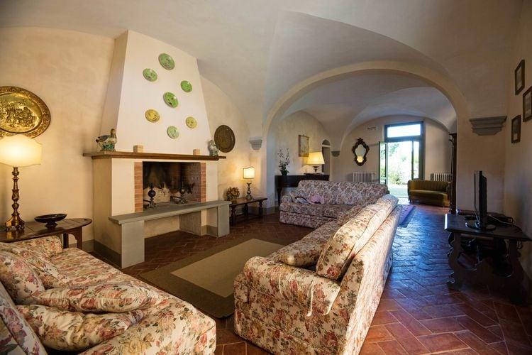 vakantiehuis Italië, Toscana, Ghizzano Peccioli vakantiehuis IT-00008-28