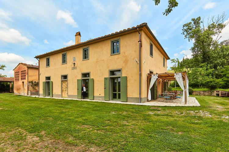 Vakantiehuizen Italie | Toscana | Vakantiehuis te huur in Ghizzano-Peccioli met zwembad  met wifi 10 personen
