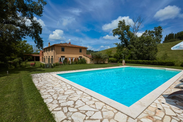 Vakantiehuis met zwembad met wifi  ToscanaVilla Giunone