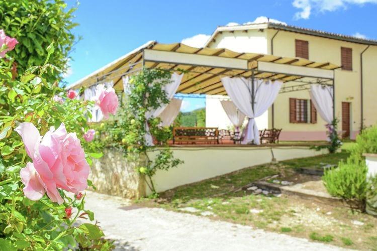 Vakantiewoning Italië, Umbrie, Sellano Boerderij IT-00008-41
