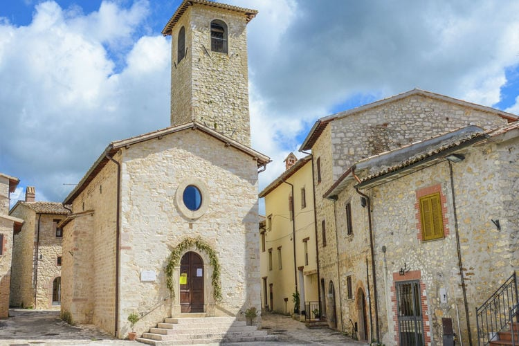 Vakantiewoning Italië, Umbrie, Sellano Boerderij IT-00008-46