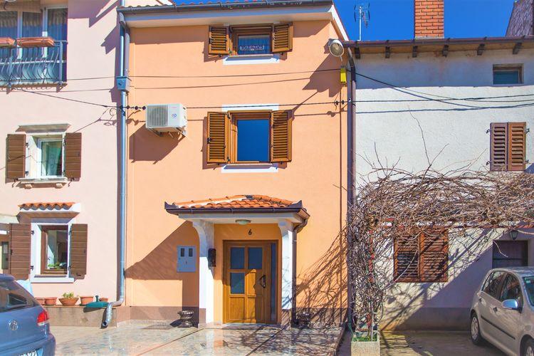 vakantiehuis Kroatië, Istrie, Nova Vas vakantiehuis HR-52446-31