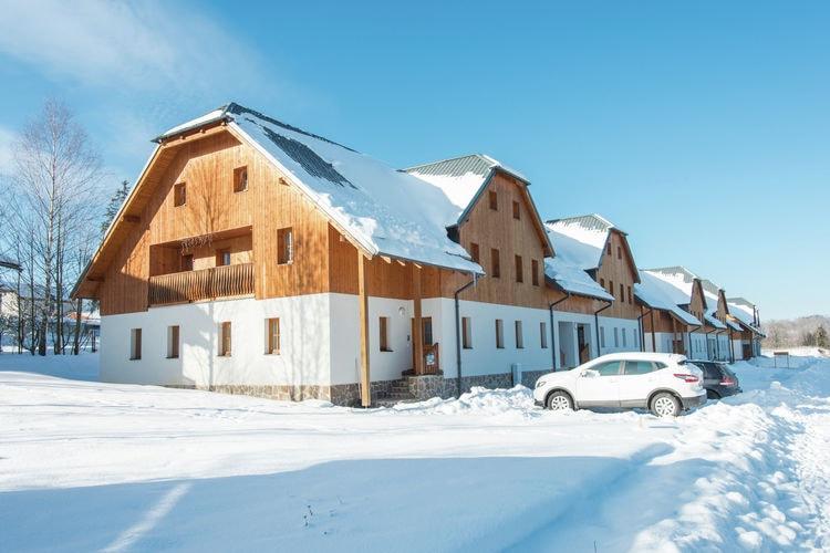 Appartement Tsjechië, Zuid-Bohemen , Nová Pec Appartement CZ-34462-02