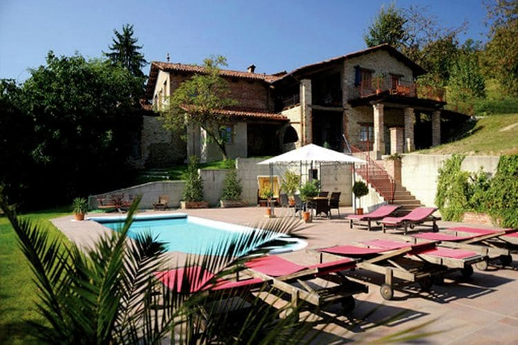 Vakantiehuizen Bastia-Mondovi te huur Bastia-Mondovì- IT-12060-11 met zwembad  met wifi te huur