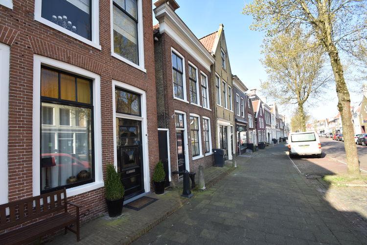 vakantiehuis Nederland, Friesland, Harlingen vakantiehuis NL-8861-09