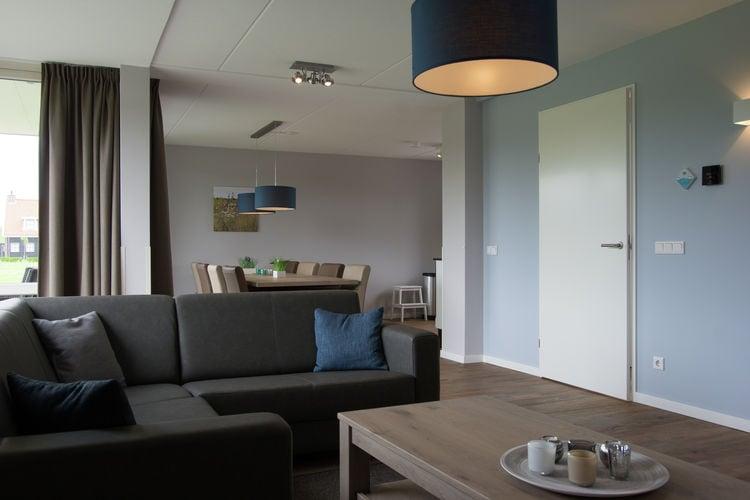 vakantiehuis Nederland, Zeeland, Colijnsplaat vakantiehuis NL-0010-40