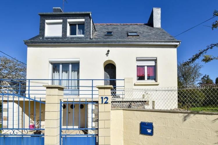 Vakantiehuizen Frankrijk | Bretagne | Vakantiehuis te huur in Clohars-Carnoet   met wifi 8 personen