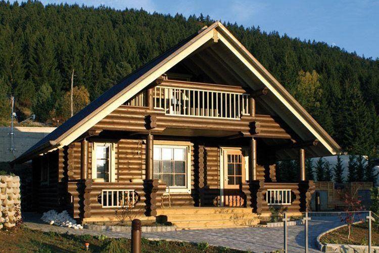 Kroatie Chalets te huur Holiday House Pinus Mugo