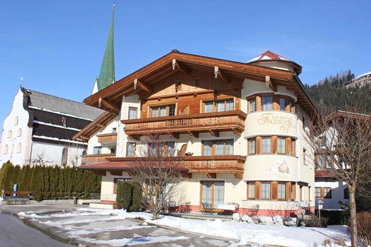 Ski Chalet Kaltenbach Stumm - Apartment - Kaltenbach