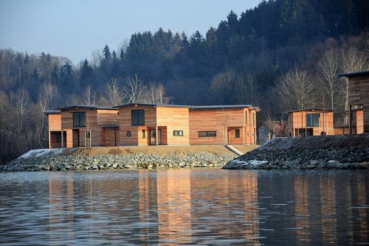 Blockhutte im Fisch Paradies XL Sankt Kanzian Carinthia Austria