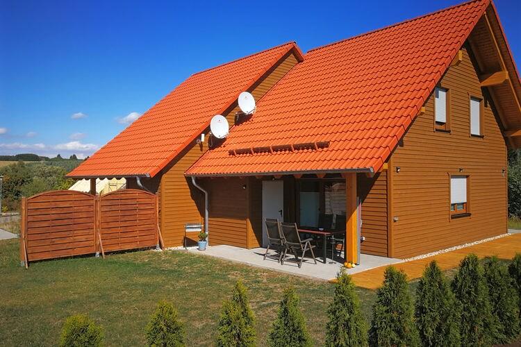 Duitsland | Berlijn | Vakantiehuis te huur in Hasselfelde   met wifi 6 personen