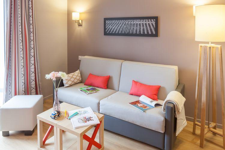 Appartement Frankrijk, Vogezen, Colmar Appartement FR-68000-05
