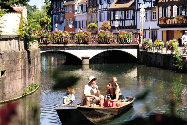 Appartementen Frankrijk | Vogezen | Appartement te huur in Colmar met zwembad  met wifi 2 personen