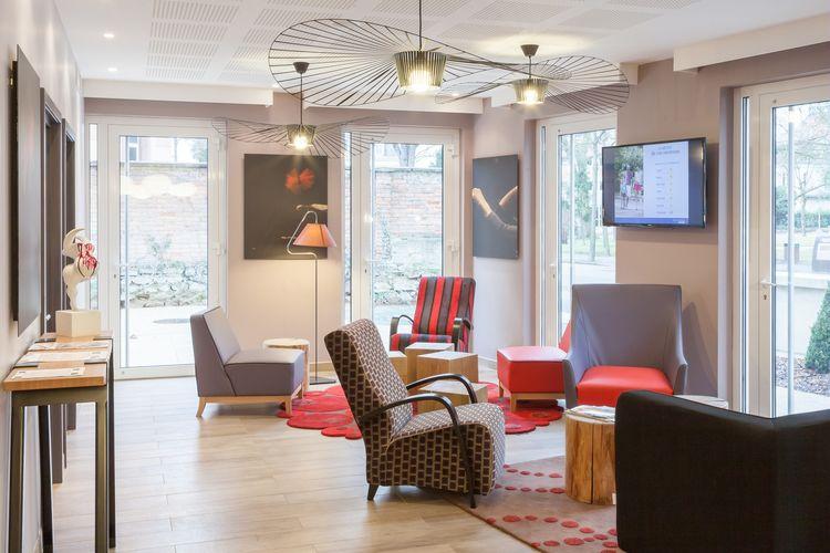 Appartement Frankrijk, Vogezen, Colmar Appartement FR-68000-07