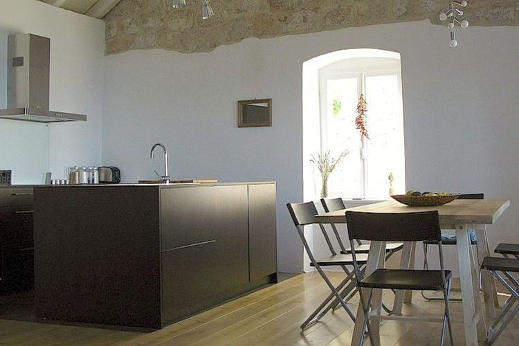 Villa Kroatië, Dalmatie, Podgora Villa HR-00004-94