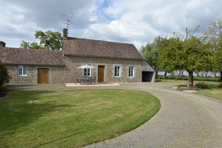vakantiehuis Frankrijk, Normandie, LE TEILLEUL vakantiehuis FR-50640-01