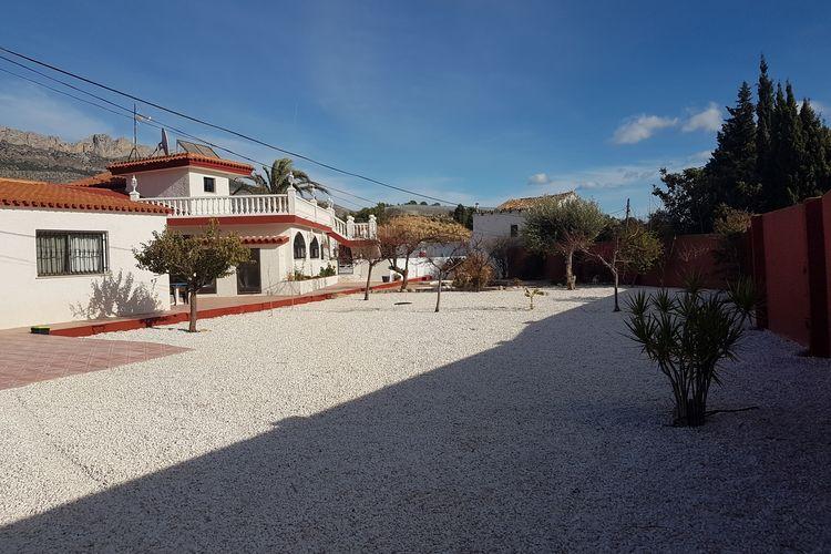 Villa Spanje, Valencia, Callosa d