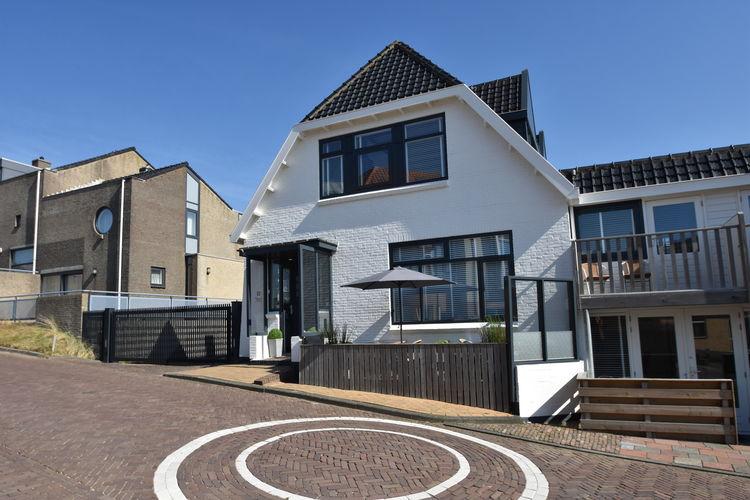Vakantiehuizen Nederland | Noord-Holland | Appartement te huur in Bergen-aan-Zee   met wifi 2 personen