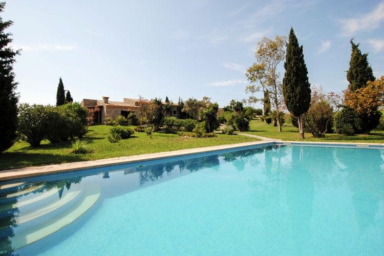 Vakantiehuis met zwembad met wifi  MallorcaRenate ocho