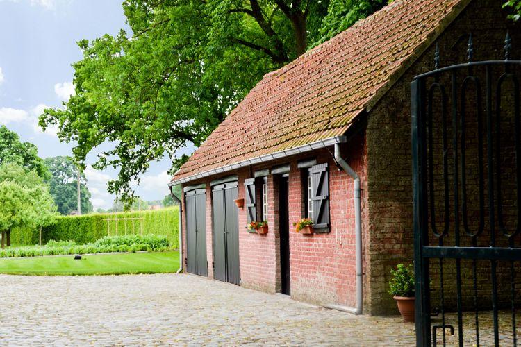 vakantiehuis België, Limburg, Grote Brogel vakantiehuis BE-0006-72