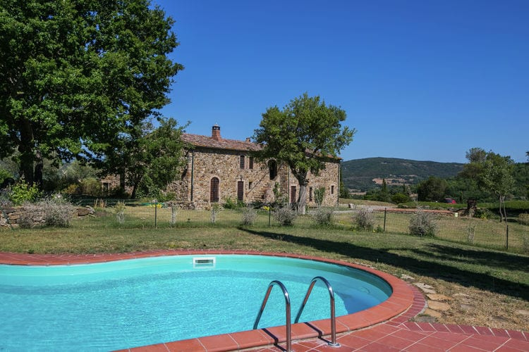 Vakantiewoning Italië, Toscana, Monterotondo Marittimo vakantiewoning IT-00020-84