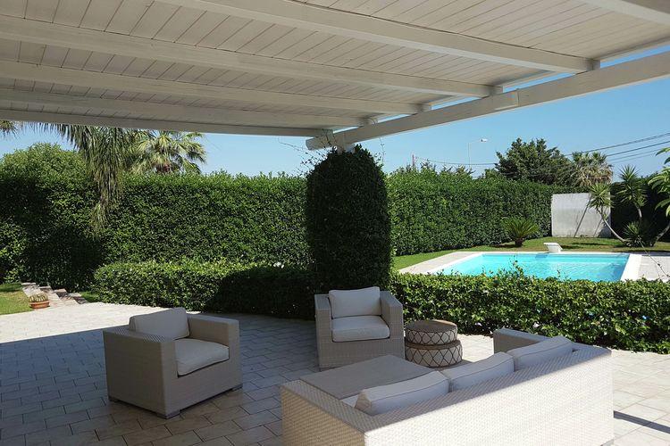Italie / Sicilia | Villa met zwembad met wifi  - Scicli  Sissi