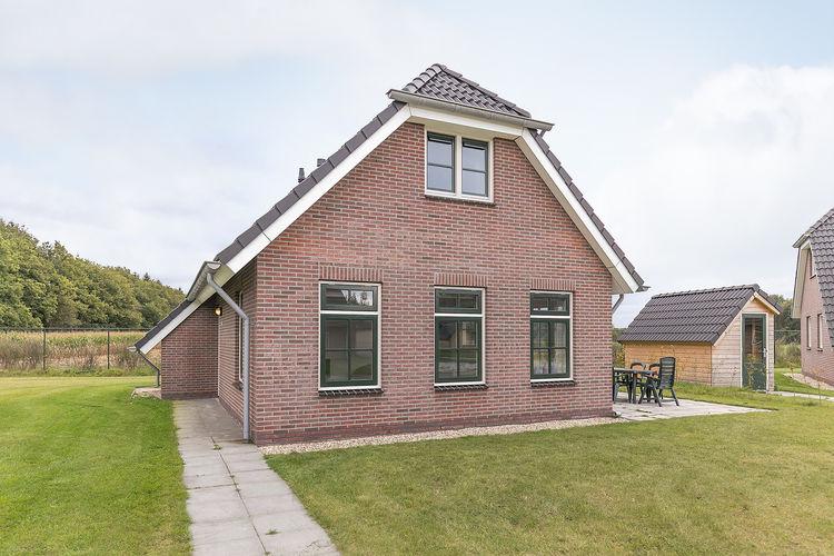 Vakantiehuizen Nederland | Drenthe | Villa te huur in Hollandscheveld   met wifi 6 personen