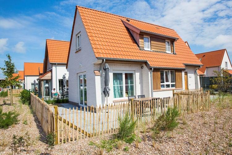Villa België, West Vlaanderen, Bredene Villa BE-8450-103