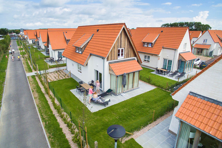Villa België, West Vlaanderen, Bredene Villa BE-8450-104
