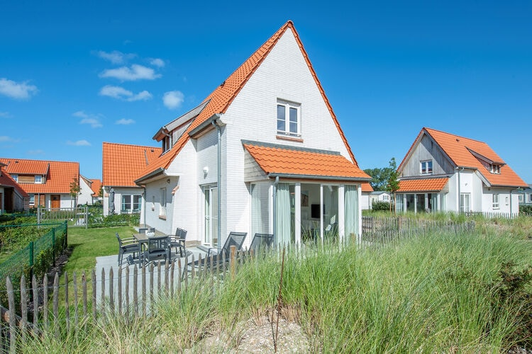 Vakantiehuizen Belgie | West-Vlaanderen | Villa te huur in Bredene   met wifi 6 personen
