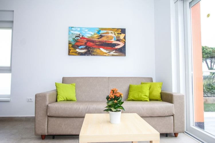 Appartement Kroatië, Istrie, Funtana Appartement HR-52542-01