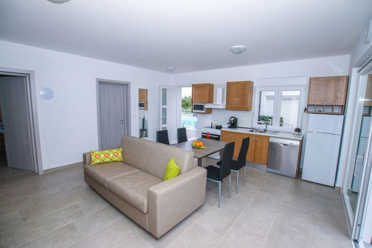 Appartement Kroatië, Istrie, Funtana Appartement HR-52542-02