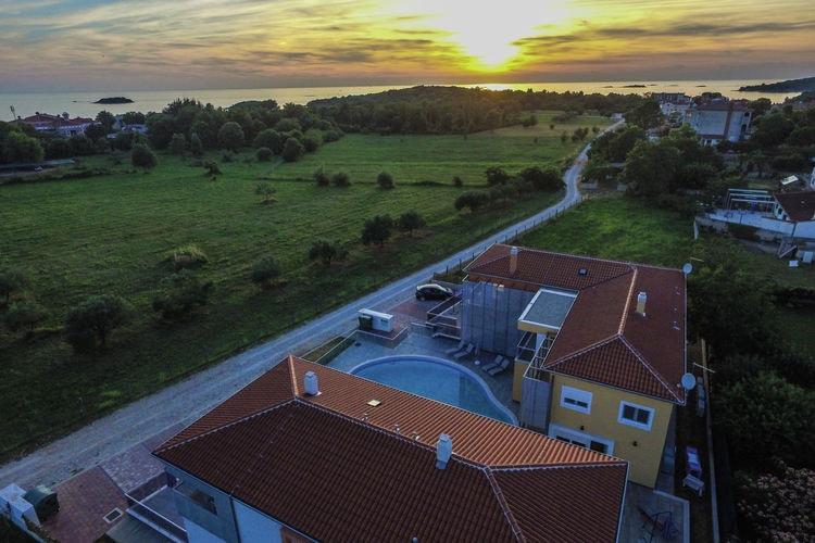 Appartement Kroatië, Istrie, Funtana Appartement HR-52542-03