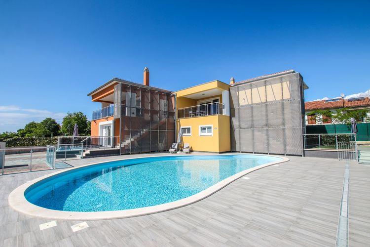 Appartement Kroatië, Istrie, Funtana Appartement HR-52542-04